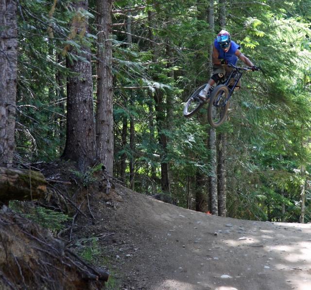 Whistler Bike Parl Circa 08'